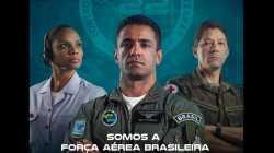 Somos a Força Aérea Brasileira