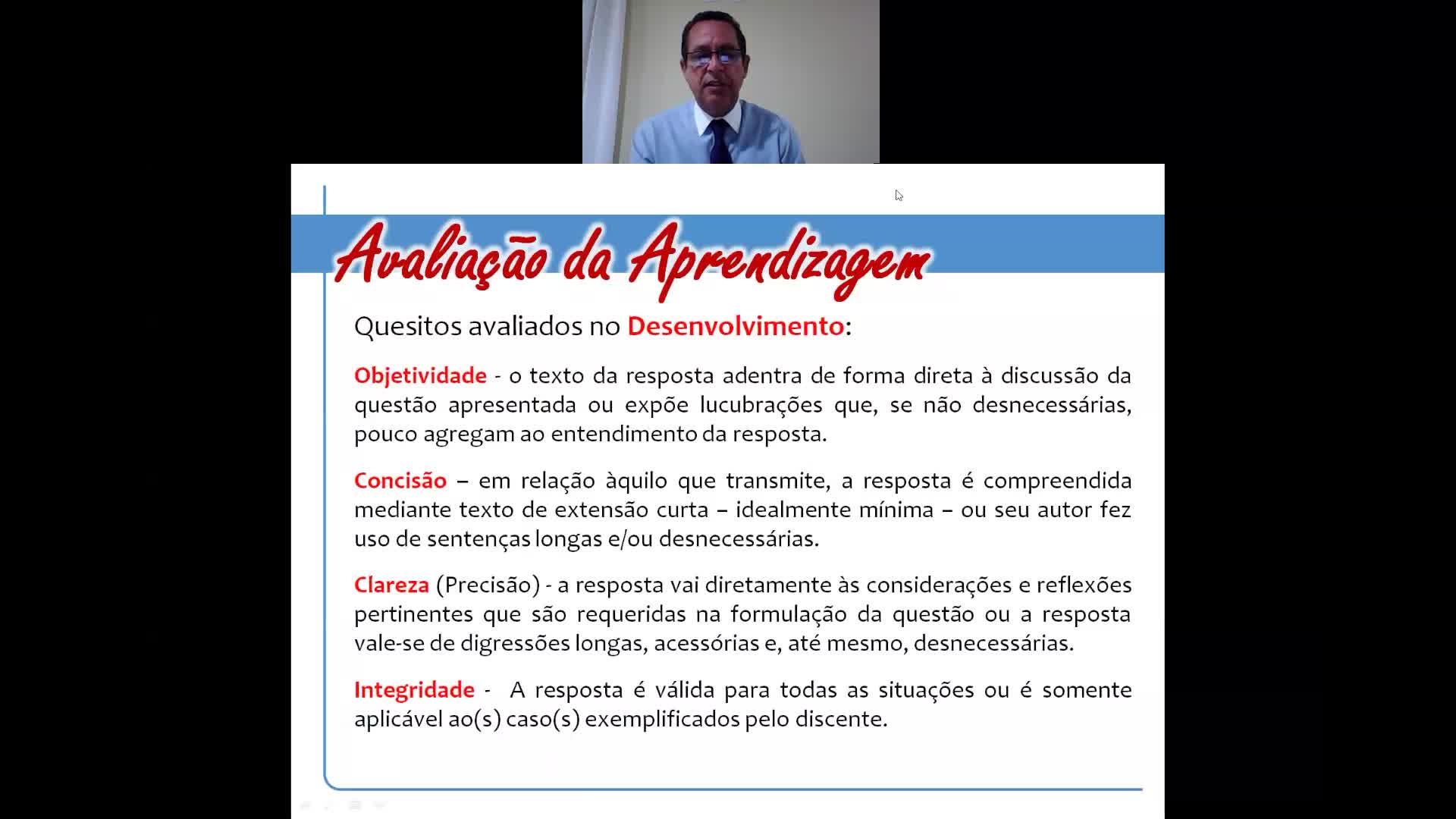 Pereira - Questão Subjetiva e Fechamento da Disciplina Poder Nacional