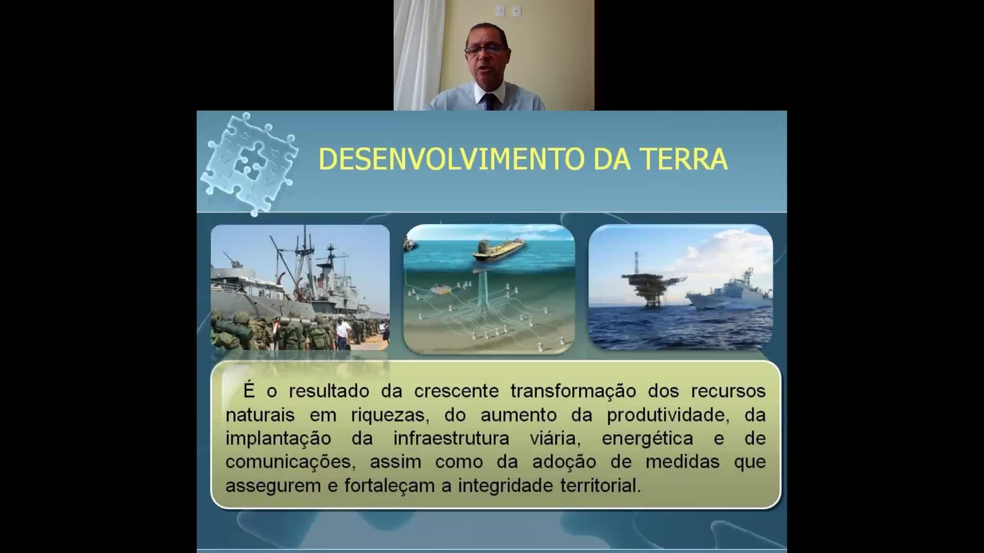 Desenvolvimento Nacional - Parte 1 - Pereira