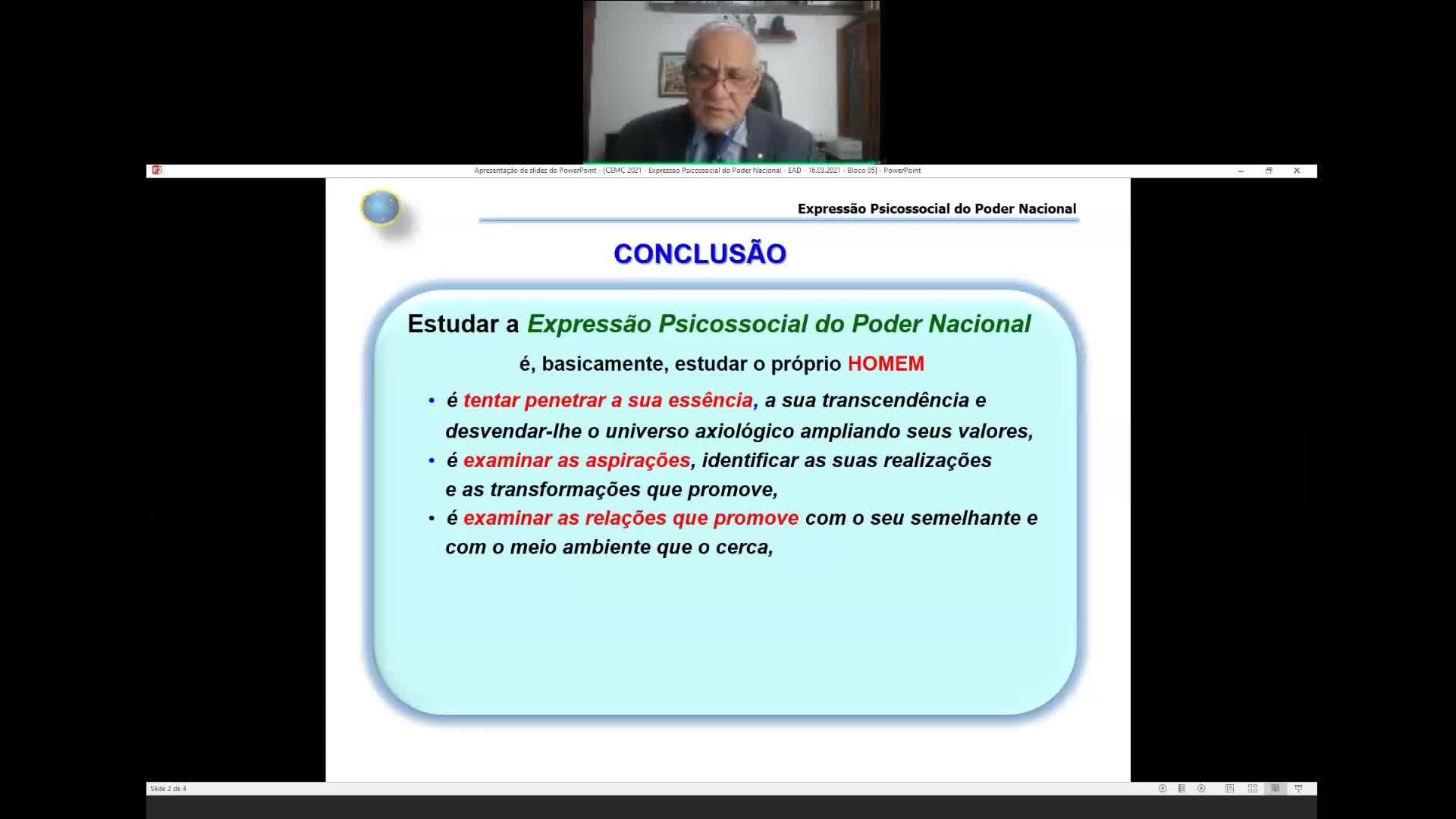 Videoaula 5 - Psicossocial - Marcio Borge